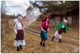 Koło Gospodyń Wiejskich Występy na specjalnej sesji fotograficznej pokazało wielkanocne tradycje i zwyczaje [ZDJĘCIA]