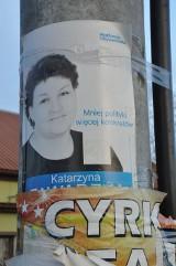 Mniej polityki, więcej sprzątania plakatów po wyborach [zdjęcia]