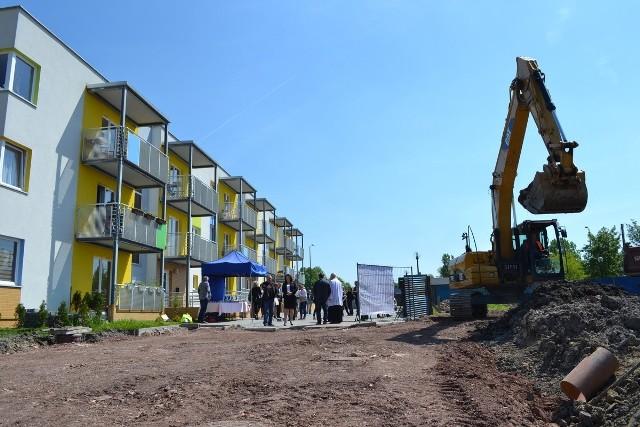 Nowe mieszkania w Zabrzu powstają w Kończycach