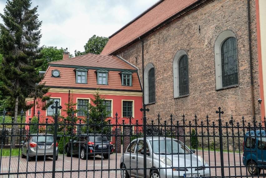 Gdańsk Orunia - parafia św. Ignacego Loyoli
