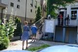 Wybory prezydenckie w Gliwicach. Frekwencja w mieście jest bardzo wysoka, a przed lokalami ustawiają się kolejki