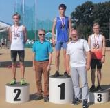 Dwa medale zawodników LKS Koluszki w Międzywojewódzkich Mistrzostwach Młodzików