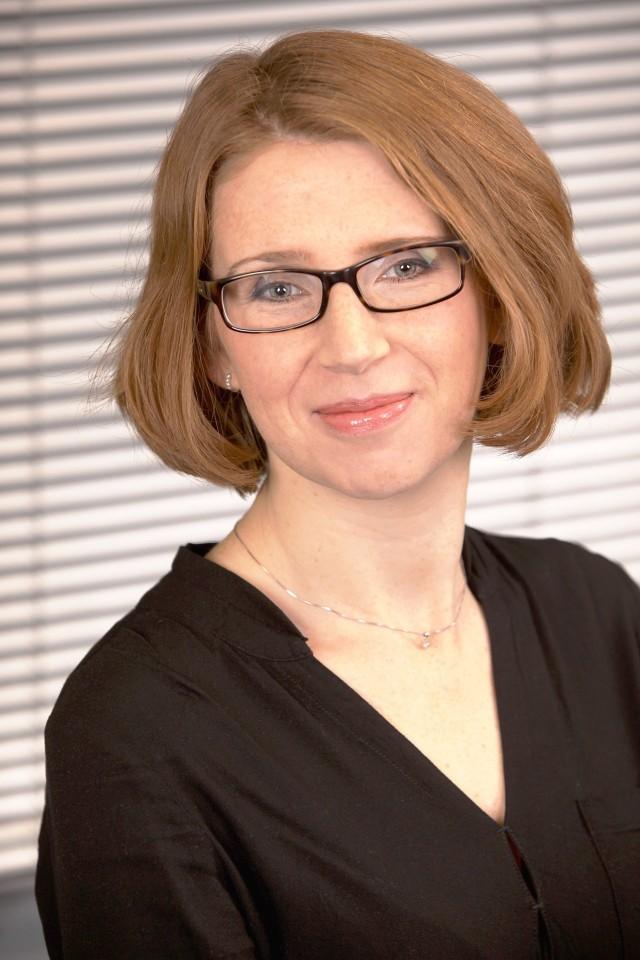 Julia Patorska, Lider zespołu analiz ekonomicznych Deloitte