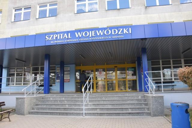 Ognisko koronawirusa w sieradzkim szpitalu