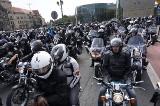 Parada Motocyklowa Solidarności w Poznaniu 2018: Kilkuset motocyklistów na ulicach miasta [ZDJĘCIA]