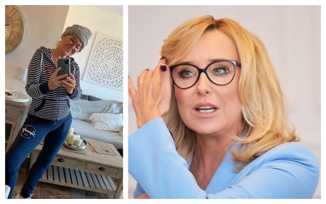 Agata Młynarska w październiku 2020 roku wyjechała z mężem do Hiszpanii. Początkowo planowali zostać tam jedynie na dwa tygodnie, ale... nadal przebywają w Alicante. Zobaczcie, jak mieszka obecnie telewizyjna gwiazd wraz ze swoim mężem.Szczegóły i zdjęcia w dalszej części galerii >>>