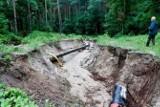 Ogromna ulewa i zniszczenia, jakie wyrządziła (zdjęcia)