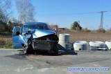 Pijany kierowca wjechał w koparkę pod Wrocławiem