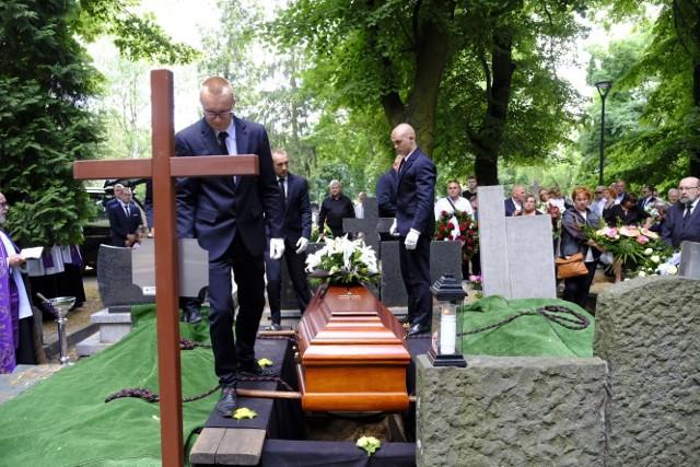 Pogrzeb Czesława Jarmusza