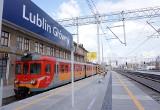 Przedłuża się remont dworca i wiaduktów w Lublinie. Wszystko przez zimę i pandemię. Zobacz zdjęcia