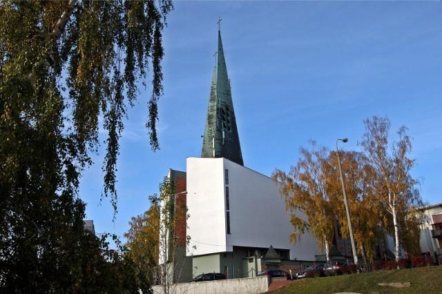 Kościół pw.  św. Andrzeja Boboli w Gdyni Obłużu
