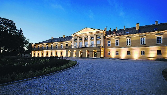 """Od 1953 roku pałac w Koszęcinie jest domem Zespołu """"Śląsk"""""""