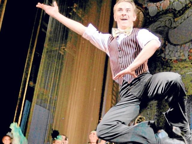 11 kwietnia o godz. 17.30 oraz 20 w Bałtyckim Teatrze Dramatycznym  zobaczyć będzie można drugą odsłonę Opery Lwowskiej - Vivat Operetka