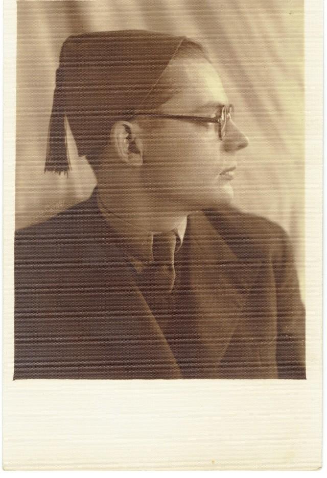Ppor. Leszek Biały - rok 1942