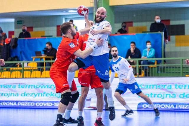 Stal Mielec uległa u siebie 17:22 Górnikowi Zabrze w meczu PGNiG Superligi piłkarzy ręcznych