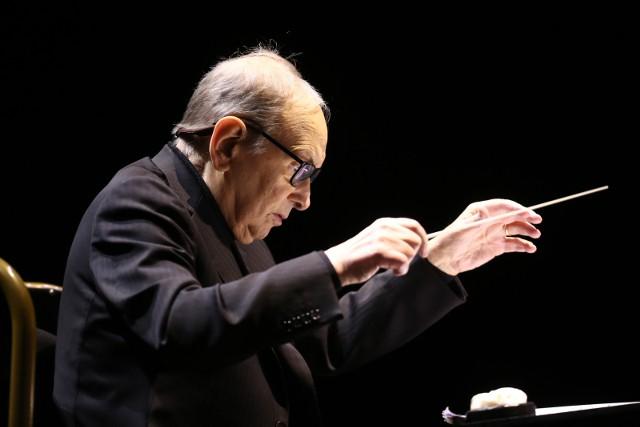 Ennio Morricone występował w Polsce wielokrotnie. Mimo podeszłego wieku chętnie koncertował bowiem na całym świecie