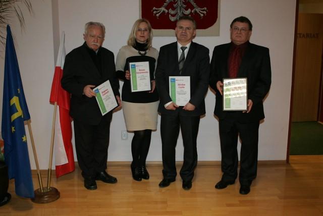 Lubuszanin Roku 2012 w powiecie gorzowskim.