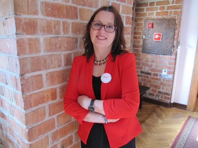 Joanna Łysiak, prezes Fundacji Hearts Word Wide