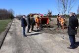 Ruszył remont drogi powiatowej na odcinku Krzepin – Wałkonowy Górne. Odnowią 770 metrów nawierzchni