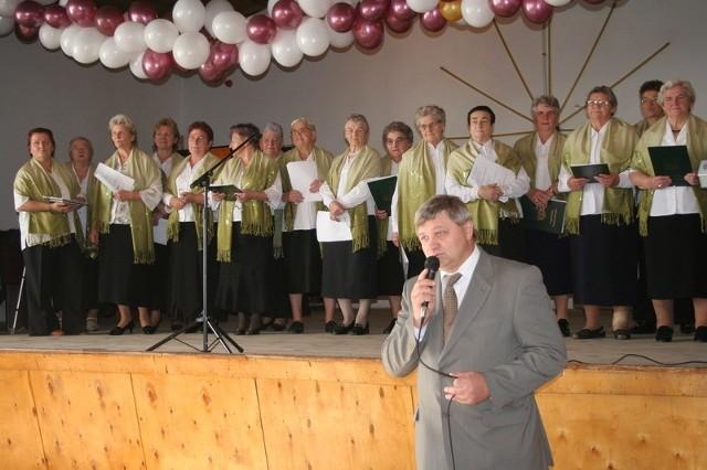 Andrzejowi Zielińskiemu, wójtowi gminy zależy na tym, aby GOK w Papowie był nowoczesny, dlatego nie tylko zyska nową scenę, ale będzie to obiekt z klimatyzacją