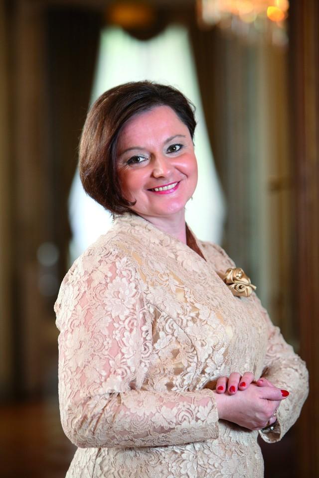 Prof. Marta Wierzbieniec, dyrektor Filharmonii Podkarpackiej w Rzeszowie
