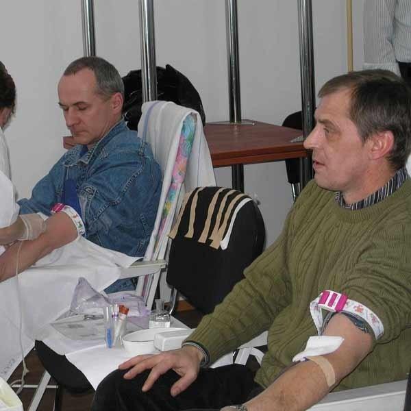 W tym roku honorowi dawcy krwi propagują hasło: Dołącz! Będzie nas więcej.