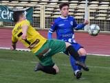 Lechia II Zielona Góra wysoko przegrywa ze Stilonem Gorzów w meczu Pucharu Polski. Po godzinie gry było 3:0 dla gości