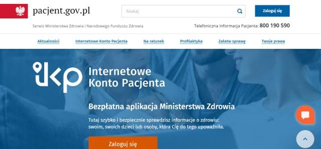 IKP (Internetowe Konto Pacjenta). Można z niego pobrać unijny certyfikat covid. Co to jest IKP? Co nam daje IPK? Co to aplikacja mojeIKP?