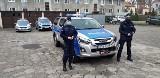 Policjanci ze Świnoujścia uratowali zbłąkanego w lesie mężczyznę