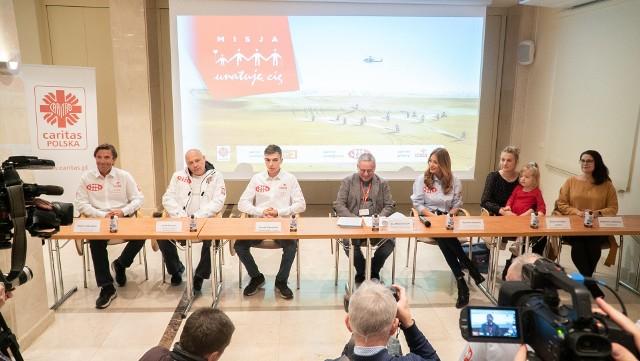 Reprezentacja wybitnych polskich sportowców wystartuje w rajdzie w ramach projektu Misja Uratuję Cię, łącząc ducha sportu z akcją charytatywną