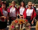 Podwójne dożynki w gminie Brody. Dwa sołectwa święciły swoje plony w kościele w Krynkach (ZDJĘCIA)
