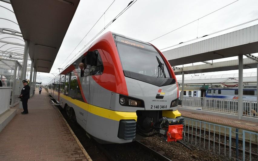 Linia Zgierz - Łódź Chojny - Łódź Olechów - Łódź Fabryczna...