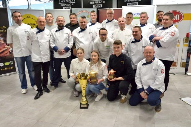 I Małopolski Puchar Szkół Gastonomicznych 2019