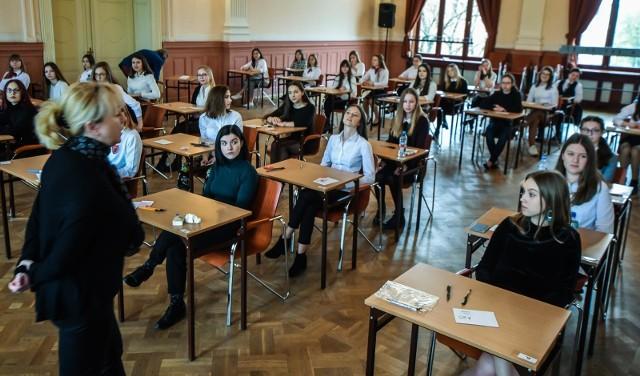 Są już wyniki rekrutacji do szkół średnich w Bydgoszczy.