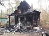 Rodzina pogorzelców z Rosanowa prosi o pieniądze na odbudowę domu