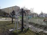 Otwarta Strefa Aktywności w Brodnicy do remontu. Wandale dali o sobie znać