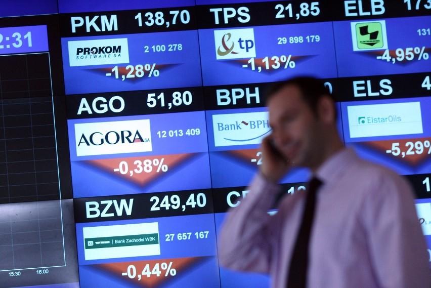 Po decyzji agencji ratingowej, inwestorzy zagraniczni wracają na GPW