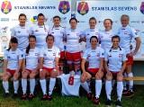 Rugby: Polki z poznaniankami w składzie wygrały z mistrzyniami RPA