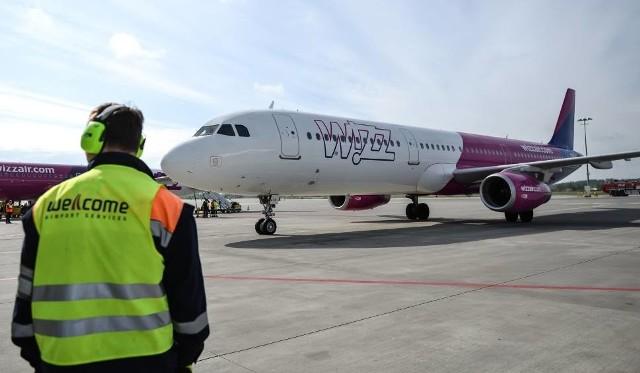 Wizz Air zawiesza dwa atrakcyjne kierunki z Gdańska