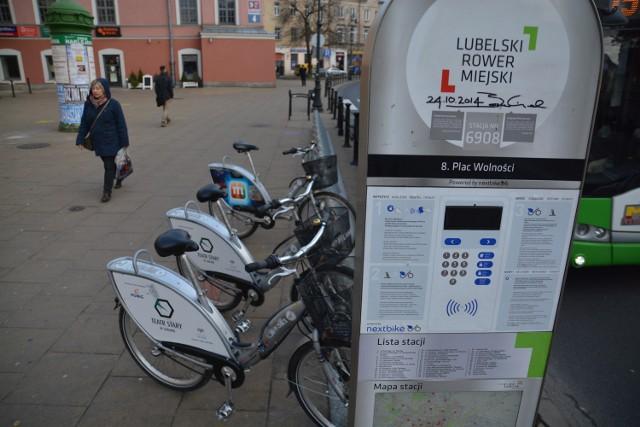 12 procent lublinian chce korzystać z miejskich rowerów