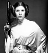 """Nie żyje Carrie Fisher. Księżniczka Leia z """"Gwiezdnych wojen"""" miała 60 lat"""