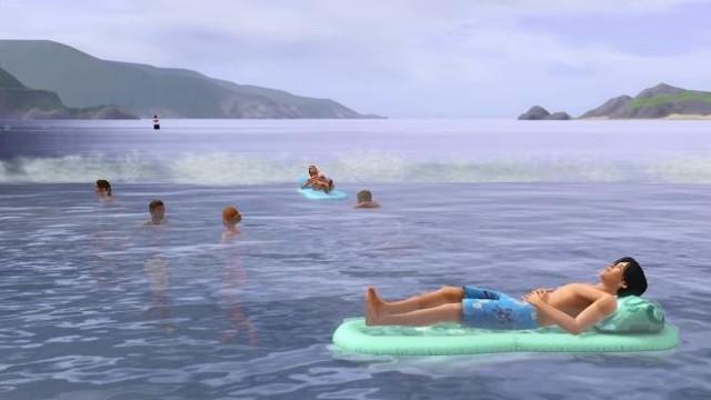 The Sims 3: Cztery Pory RokuThe Sims 3: Cztery Pory Roku. Premiera w listopadzie