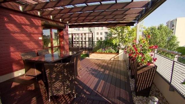 Ogród na balkonieOgród na balkonie lub tarasie - jak go założyć i pielęgnować (poradnik WIDEO)