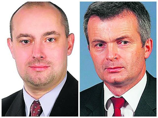 Adrian Czubak wystartuje w wyborach samorządowych z ramienia Prawa i Sprawiedliwości. Henryk Rudner, obecny radny gminy, ma poparcie mniejszości niemieckiej.