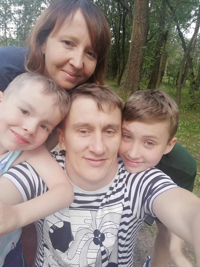 Tomasz Pokolenko od kilku miesięcy walczy z nowotworem szpiku kostnego