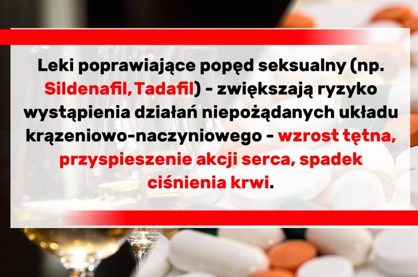 Takich leków nigdy nie łącz z alkoholem. Możesz to przypłacić zdrowiem, a nawet życiem! [lista]