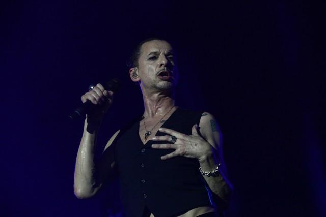 Koncert Depeche Mode w Atlas Arenie