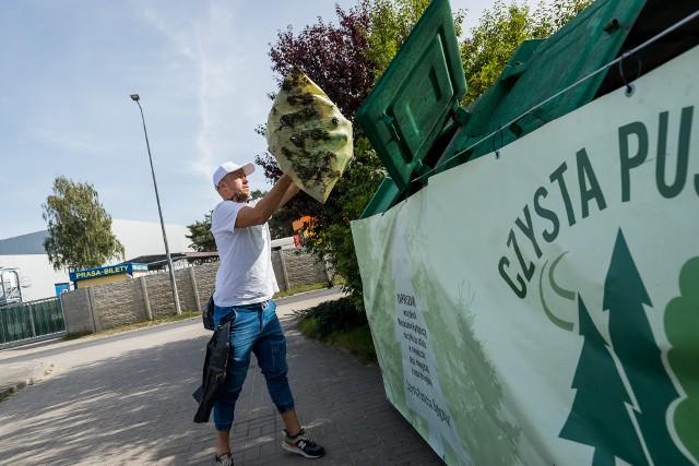 Czysta Puszcza Bydgoska po raz kolejny sprząta Bydgoszcz