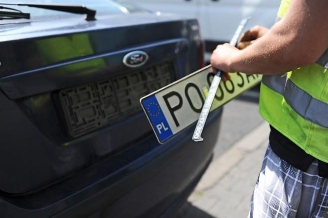 PY zastąpi PO w poznańskich rejestracjach