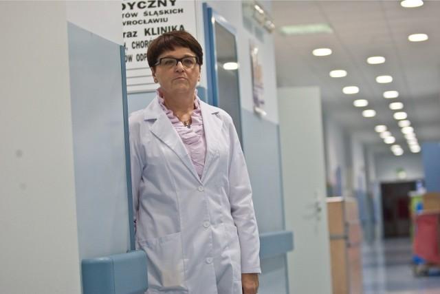 prof. Brygida Knysz
